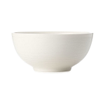Casa Domani Casual White Evolve Rice Bowl 12.5cm