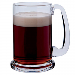Dartington Lead Crystal Real Ale 1 Pint Tankard