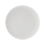 Maxwell & Williams White Basics Diamonds Dinner Plate 27cm
