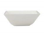 White Basics Linear Square Bowl 18cm