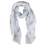 Wrendale Designs Scarf - A Waddle and a Quack Duck Scarf