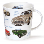 Dunoon Cairngorm Shape Mug - Classic Collection - Cars - Boxed