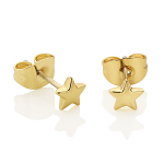 Newbridge Star Stud Earrings