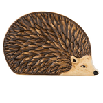 Edale - Teabag Tidy or Spoon Rest - Hedgehog