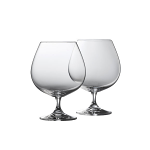 Galway Crystal Elegance Brandy Balloon Pair