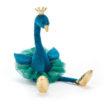 Jellycat Fancy Peacock Medium 34cm