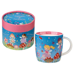 Queens Fairies and Friends Mug in Gift Box