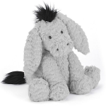 Jellycat Fuddlewuddle Donkey Medium 23cm