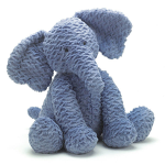 Jellycat Fuddlewuddle Elephant Huge 44cm