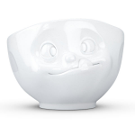 FiftyEight Products Large Bowl 1000ml White - Tasty