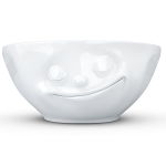 FiftyEight Products Bowl 350ml White - Happy