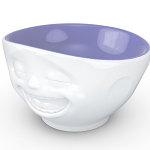 FiftyEight Products Bowl 500ml Lavender Inside - Laughing