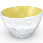 FiftyEight Products Bowl 500ml Saffron Inside - Winking