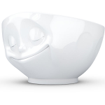 FiftyEight Products Bowl 500ml White - Happy