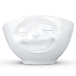 FiftyEight Products Bowl 500ml White - Laughing