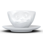 FiftyEight Products Coffee Cup 200ml White - Tasty