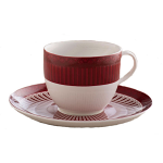 Aynsley Fortuna Teacup & Saucer