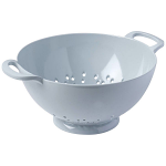 Zeal Colander Medium 8in 20cm Melamine Duck Egg Blue