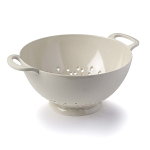 Zeal Colander Medium 8in 20cm Melamine Cream