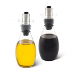 Cole & Mason - Oil and Vinegar Pourer Gift Set with Flow Control