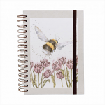 Wrendale Designs - A5 Flight of the BumbleBee Spiral Bound Notebook