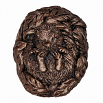 Frith Mini Bronze Paperweight - Hedgehog