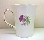 Duchess China Highland Beauty Thistle Beaker