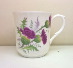 Duchess China Highland Beauty Thistle Panel Mug