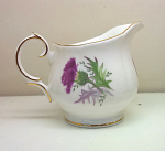 Duchess China Highland Beauty Thistle Cream Jug (Coffee) Small Size