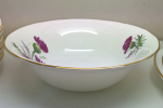 Duchess China Highland Beauty Thistle Soup or Cereal