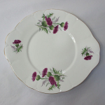 Duchess China Highland Beauty Thistle Bread & Butter Plate