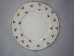 Duchess China - Rosebud Luncheon Plate 24cm