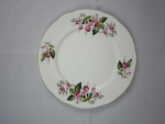 Duchess China - Fuchsia Dessert or Salad Plate 21cm