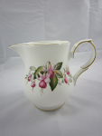 Duchess China - Fuchsia Milk Jug
