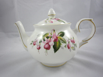 Duchess China - Fuchsia Teapot (Large) 6 cup