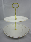 Duchess China Ascot - 2 Tier Cake Stand