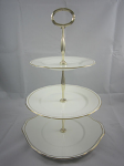 Duchess China Ascot - 3 Tier Cake Stand