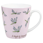 Queens - The In Crowd Collection - A Drift of Dragonflies Mug