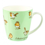 Queens - The In Crowd Collection - A Bobbin of Robins Mug