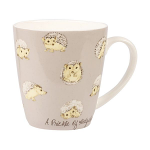Queens - The In Crowd Collection - A Prickle of Hedgehogs Mug