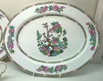 Duchess China Indian Tree - Oval Platter 33cm