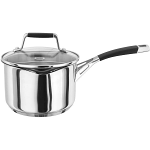 Stellar 5000 Induction 16cm Draining Lid Saucepan 1.5L