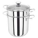 Judge Vista Stainless Steel 20cm Pasta Pot