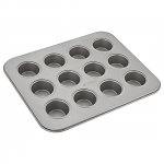 Judge Bakeware - Mini Cupcake or Muffin Tin 12 cup 20x20cm