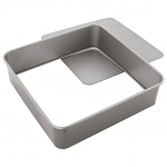 Judge Bakeware - Square Sandwich Tin - Loose Base 30cm