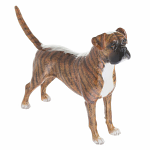 Beswick Boxer Dog Brindle