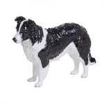 Beswick Border Collie Black & White