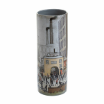 Beswick - Lowry - Coming from the Mill - Medium Vase in Red Box
