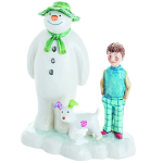 Beswick The Snowman & The Snowdog The Three Friends