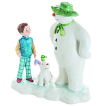 Beswick The Snowman & The Snowdog Lets go on an Adventure